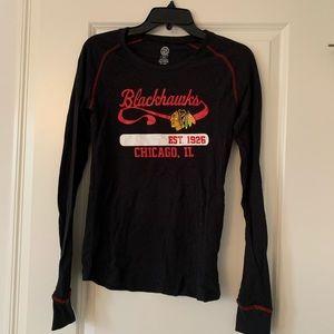 Chicago Blackhawks Thermal Long Sleeve | Size M